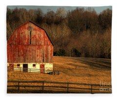The Simple Life Fleece Blanket