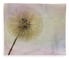 The Simplest Things Fleece Blanket