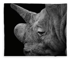 The Sleepy Rhino Fleece Blanket