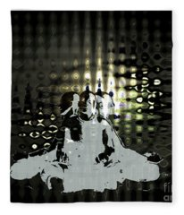 The Soul Connection Fleece Blanket