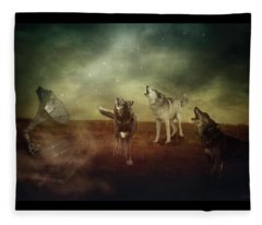The Sound Of Magic Fleece Blanket