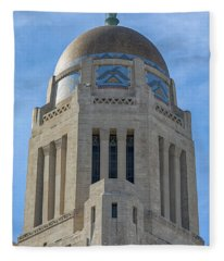 The Sower Fleece Blanket