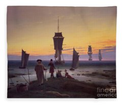 The Stages Of Life Fleece Blanket