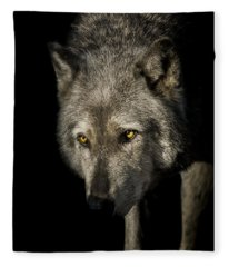 The Stalker Fleece Blanket
