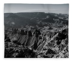 The Stark Canyon Fleece Blanket