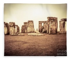 The Stones Fleece Blanket