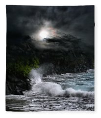 The Supreme Soul Fleece Blanket