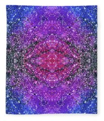 The Third Eye Activation #1503 Fleece Blanket