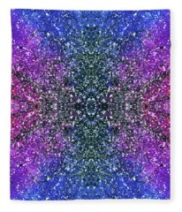 The Third Eye Activation #1504 Fleece Blanket