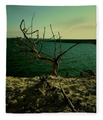 The Tree Fleece Blanket