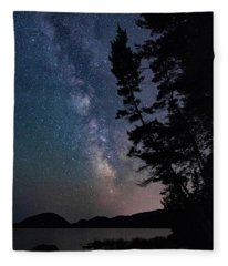 The Universe Fleece Blanket