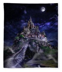 The Village Fleece Blanket
