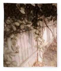 The Vines Fleece Blanket