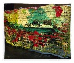 The Wall Proposed Fleece Blanket