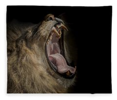 The War Cry Fleece Blanket