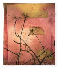 The Weeds Fleece Blanket