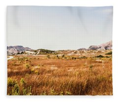 The Wide West Fleece Blanket