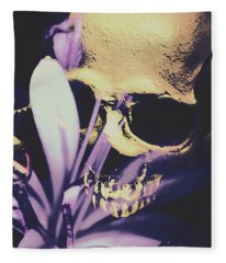 The Wilted Weather Underground Fleece Blanket