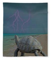 The Wonders Of Mother Nature Fleece Blanket