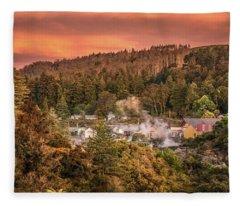 Thermal Village Rotorua Fleece Blanket