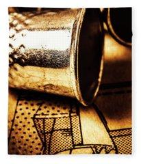 Thimble By Design Fleece Blanket