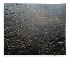 Thin Dusk    Fleece Blanket