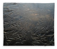 Thin Dusk    Fleece Blanket
