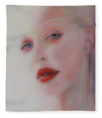 Thinking Of You Fleece Blanket