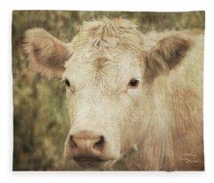 This Is Flossie Mae Fleece Blanket