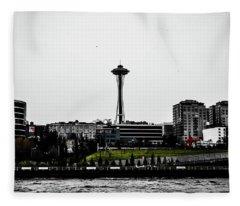 This Is Seattle  Fleece Blanket