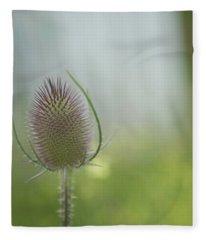 Thistle  Fleece Blanket