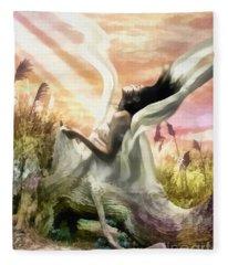 Thorn Fleece Blanket
