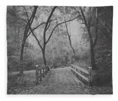 Though It Was So Long Ago Fleece Blanket
