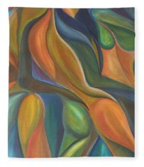 Three Dancers Smooth Fleece Blanket