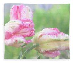 Three Sisters Fleece Blanket