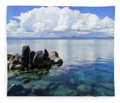 Thunderclouds Fleece Blanket
