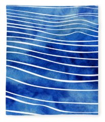 Tide Xi Fleece Blanket