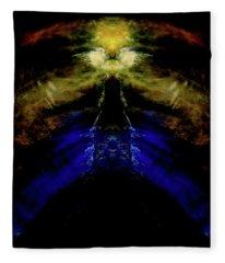 Tiger Tower Fleece Blanket