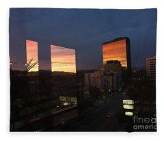 Time For Miro Fleece Blanket