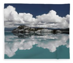 Time For Reflection Fleece Blanket