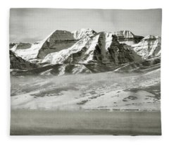 Timp Above Deer Creek Fleece Blanket