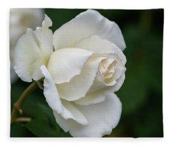 Tineke Rose 2 Fleece Blanket