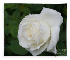 Tineke Rose 3 Fleece Blanket