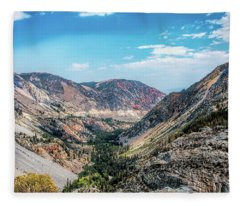 Tioga Pass Fleece Blanket