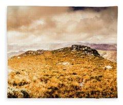 Tip Top Australia Fleece Blanket