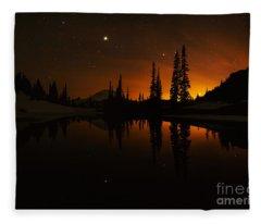 Tipsoo Amongst The Stars Fleece Blanket