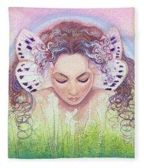 Titania Fleece Blanket