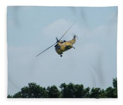 To The Rescue Fleece Blanket