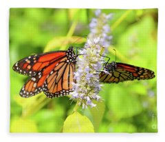 Together We Can Fly So High Fleece Blanket