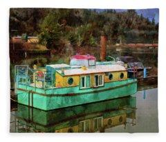 Toledo Showboat Fleece Blanket